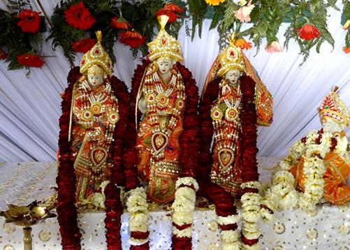Shabri - Devotee Of Lord Rama