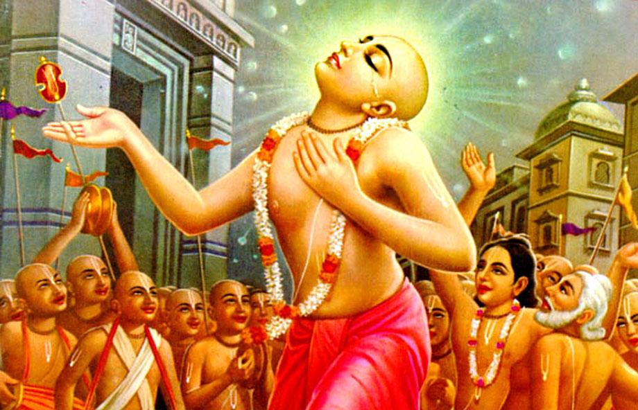 Chaitanya Mahaprabhu - Devotee Of Lord Krishna
