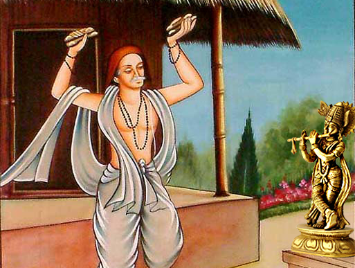 Narsinh Mehta - Devotee Of Lord Krishna
