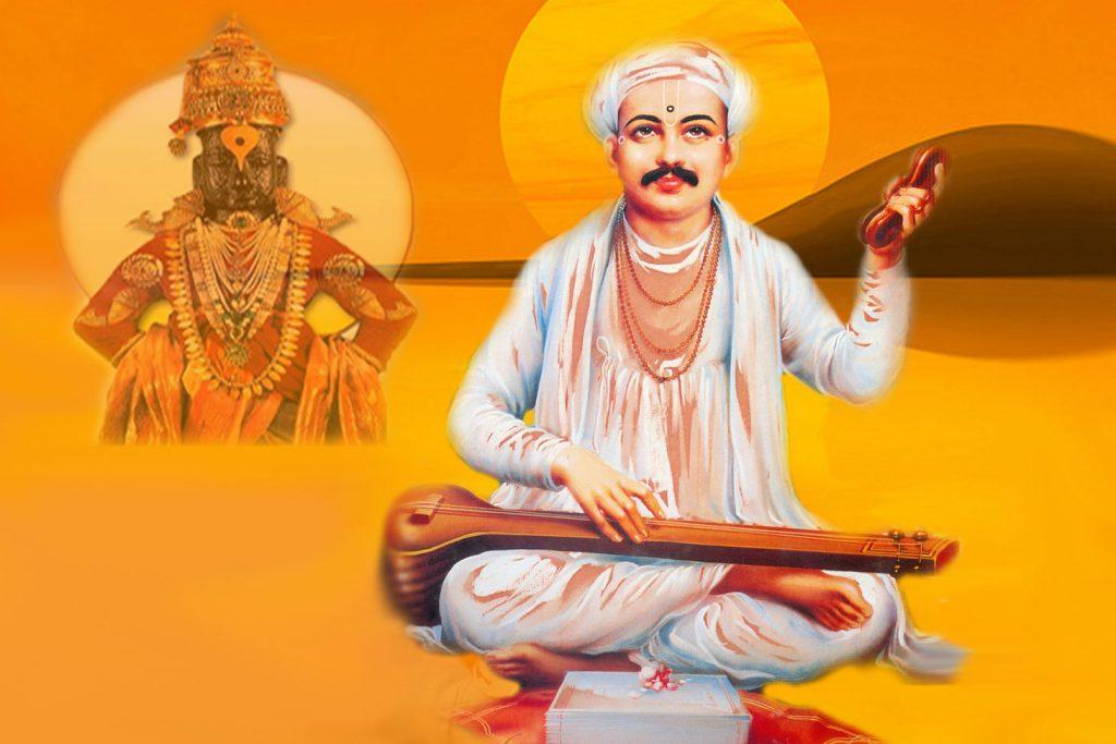 Sant Tukaram - Devotee Of Lord Vitthal