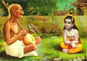 Surdas - Devotee Of Lord Krishna