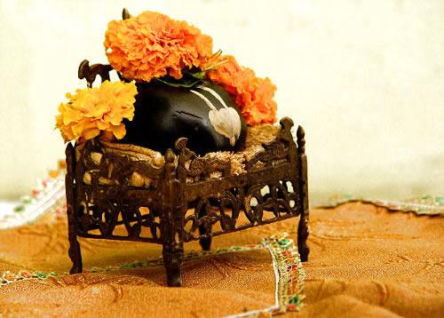 Bhakt Dhanna - Devotee of Lord Shaligram