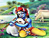 Baba Manohar Das - Devotee of Krishna