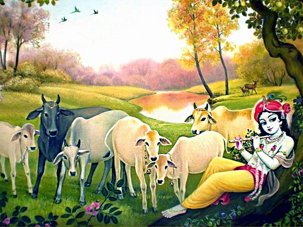 Shri Gore Das Baba - Devotee of Lord Krishna