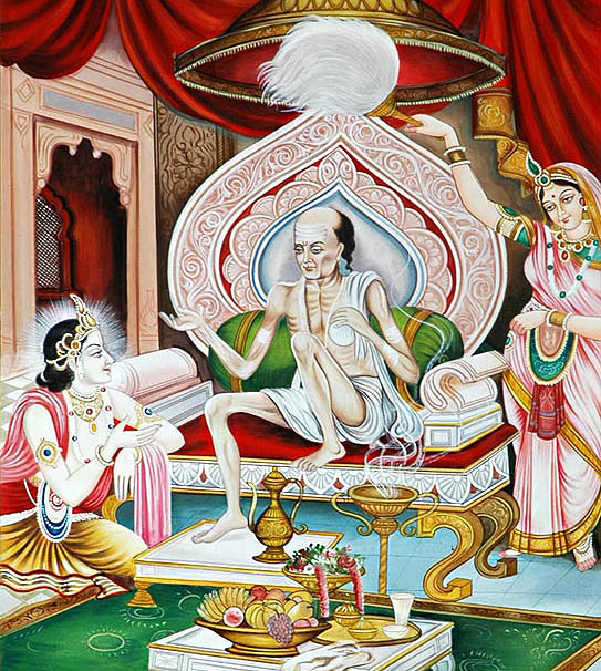 shri krishna and sudama