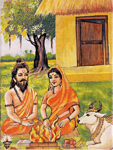 vidur ji and sulbha ji